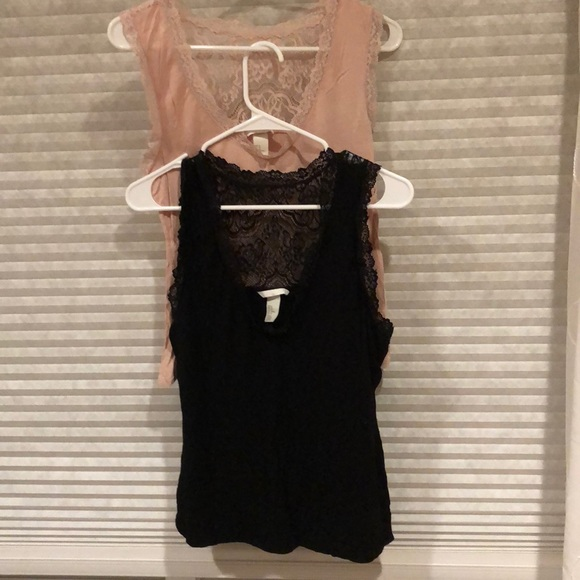 H&M Tops - Set of 2 Tank Tops!